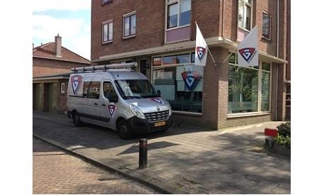 DE GORDIJNENMAN - Horren - Deventer - Unilux